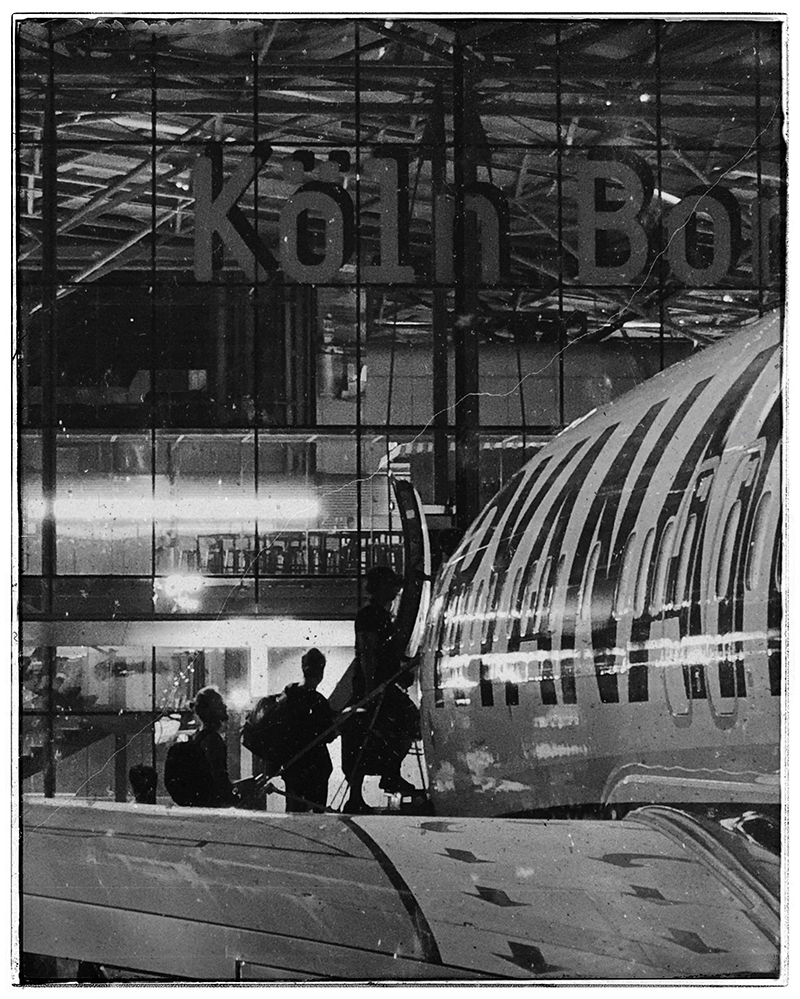 Airport, Cologne (2019)